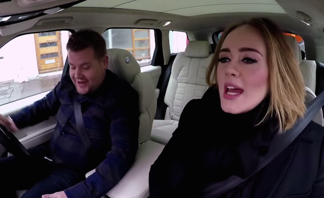 Apple Music snaps up Carpool Karaoke in bid to gain on Spotify