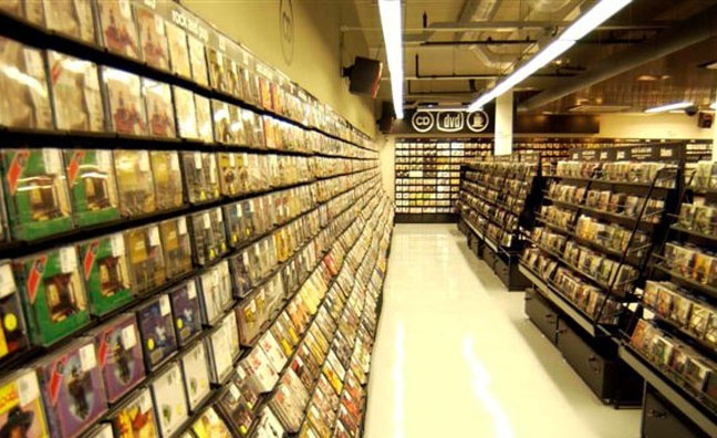 Physical music sales down 5%, says new Kantar report