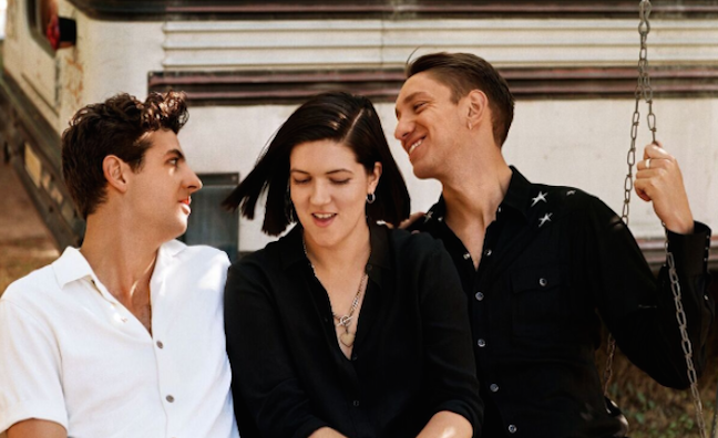 The xx debut at No.1 with new album I See You