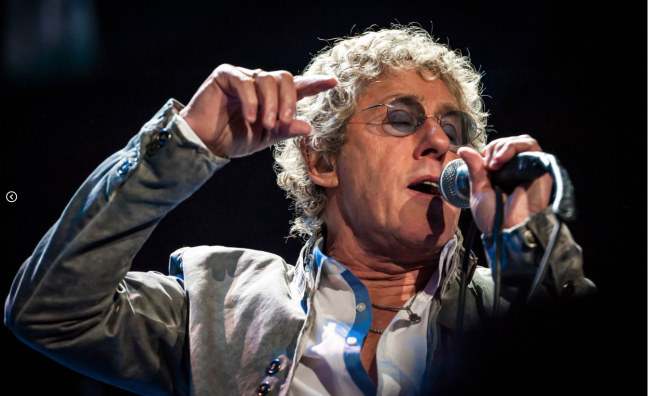 Roger Daltrey to perform at Legends Of Football Awards ceremony