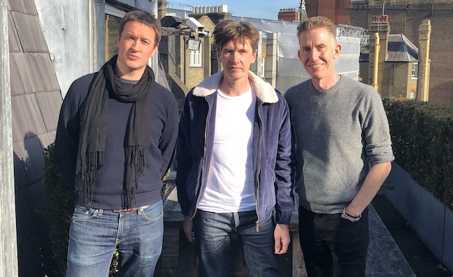 'He's written songs that have been part of the soundtrack of my life': Warner/Chappell signs Bernard Butler