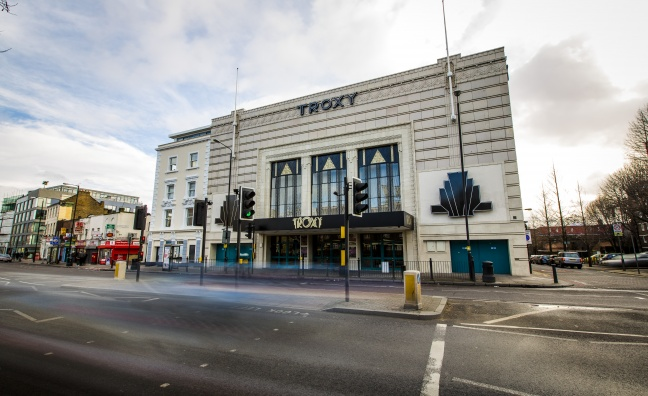 'We have to beat the touts': Dice announces Troxy partnership