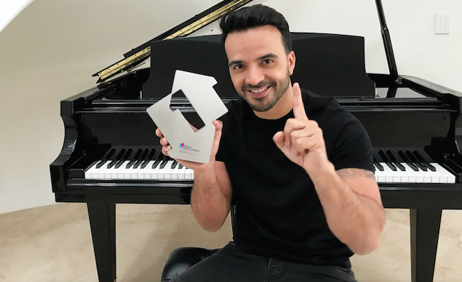 Luis Fonsi's Despacito becomes the most streamed song ever