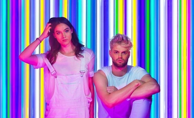 'They've got talent written all over them': Ultra Records' Patrick Moxey predicts hits for Sofi Tukker