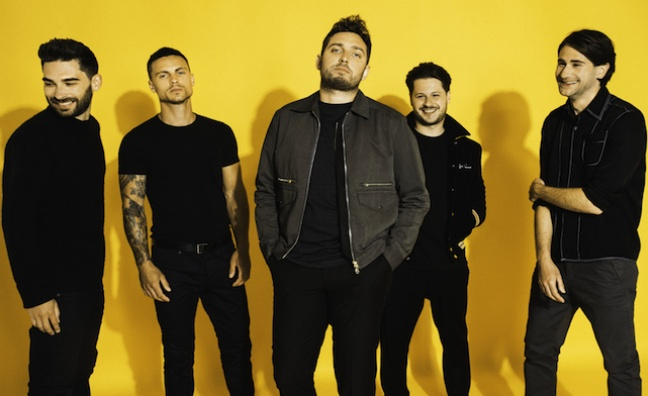 'They embody the spirit of what we're trying to do': You Me At Six launch own label imprint, partner with AWAL