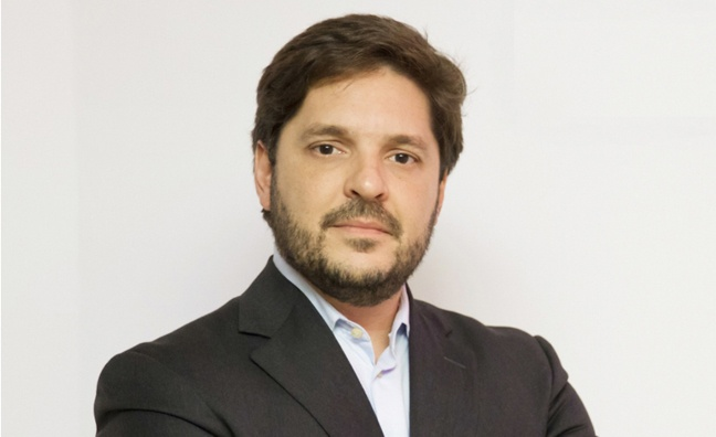 Live Nation appoints new head of business development for South America