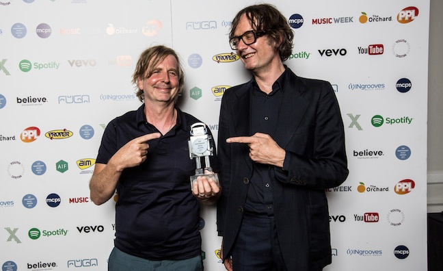 AIM Awards: Jarvis Cocker on how Warp rescued Pulp