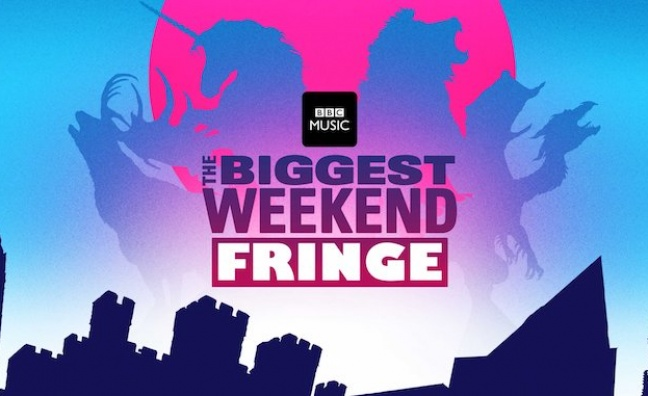 BBC's Biggest Weekend to launch fringe event