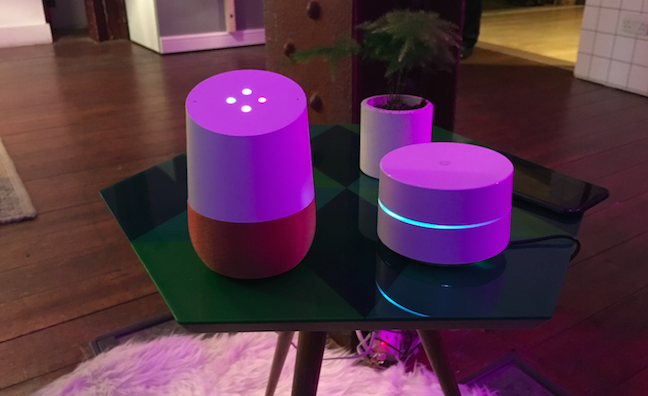 Google Home launches new smart speaker to rival Amazon Echo