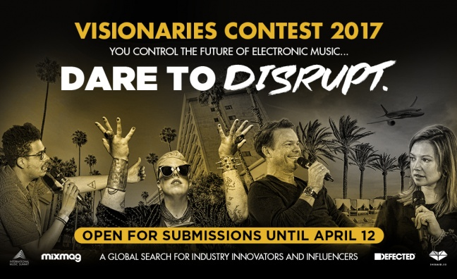 IMS and Mixmag launch contest to find new EDM talent