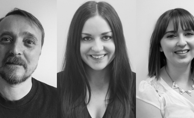 Ticketmaster UK welcomes trio of new sales executives