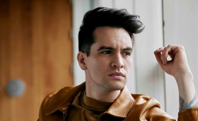 Panic At The Disco set to replace The Greatest Showman at the top of the albums chart