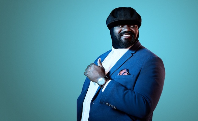 Gregory Porter announces new album Nat King Cole & Me