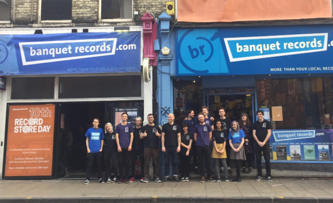 Straight Outta Kingston: Inside Banquet Records' independent retail masterplan