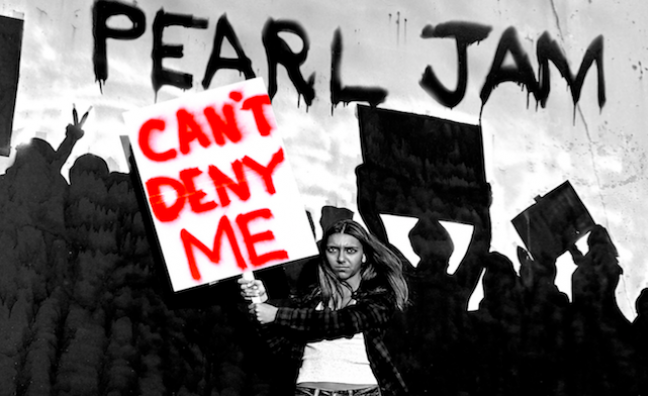 Pearl Jam release new song Can't Deny Me