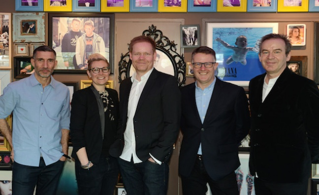 Max Richter signs long-term, global publishing deal with the newly-launched Decca Publishing