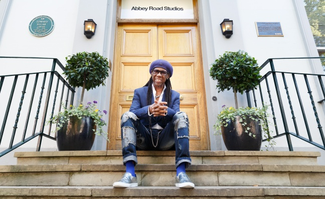 Nile Rodgers: 'Songwriters have always been underpaid for what they do'