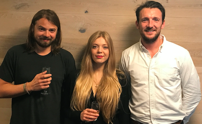 Sony/ATV signs songwriter Becky Hill to worldwide publishing deal