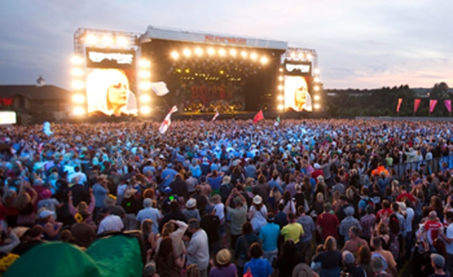 Live Nation's takeover of Isle Of Wight Festival given go-ahead