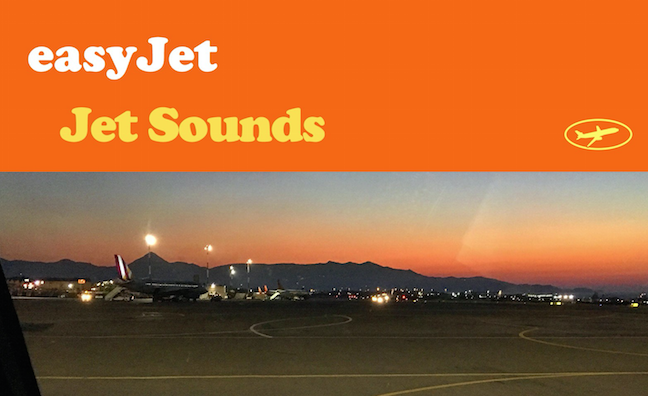 EasyJet releases Jet Sounds charity album