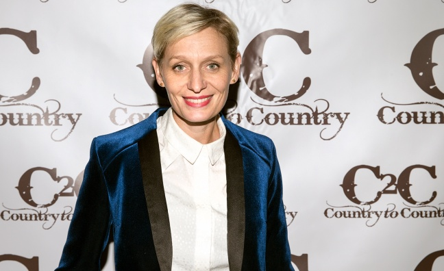 AEG's Milly Olykan to join Country Music Association