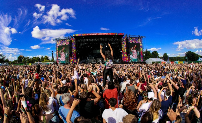 V Festival 2017 line-up: I wasn't expecting that