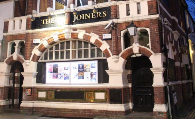 Campaign to save The Joiners powers past fundraising target