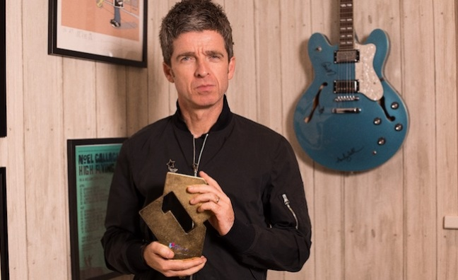 Charts Analysis: Noel Gallagher's High Flying Birds soar to No.1