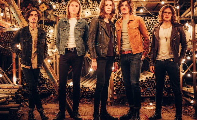 How Blossoms bloomed: Inside their No.1 album campaign