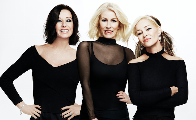 Bananarama to tour with original line-up for the first time ever