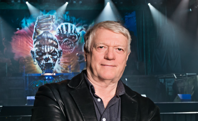 Iron Maiden's manager on their fight against the touts