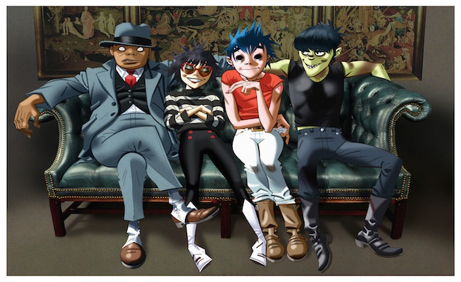 Gorillaz announce new album Humanz