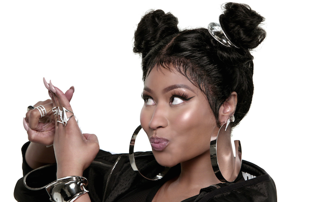 Nicki Minaj targets Top 5 with Queen