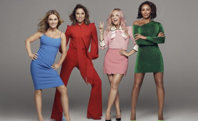 Spice Girls reunion tour breaks Ticketmaster records