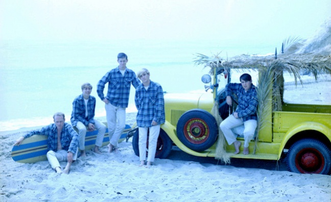 'It makes the music feel new all over again': The Beach Boys team up with Royal Philharmonic Orchestra