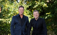 (L-R) Russell Watson and Aled Jones