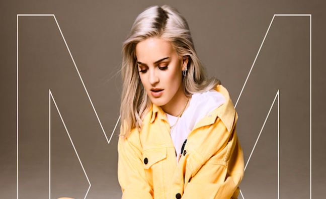 Anne-Marie confirms debut album release date and Ed Sheeran co-write