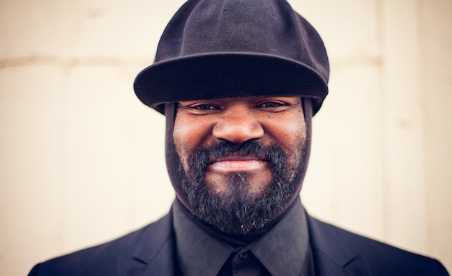 Gregory Porter announces 2018 tour