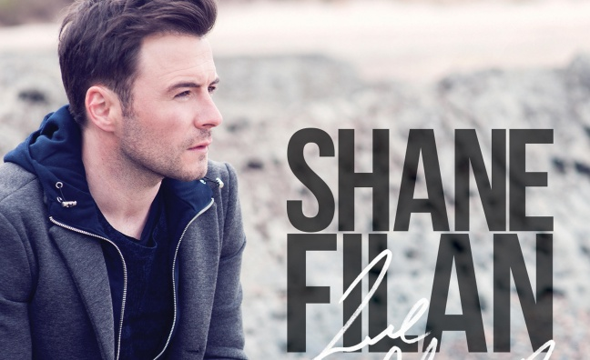 Shane Filan signs to Absolute for new solo album