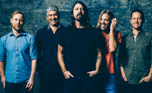 Foo Fighters lawsuit over cancelled shows dismissed