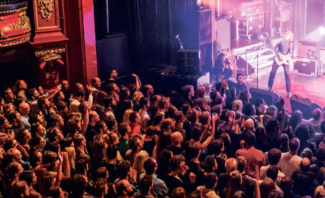 Number of grassroots London venues remains stable for first time in 10 years, says report
