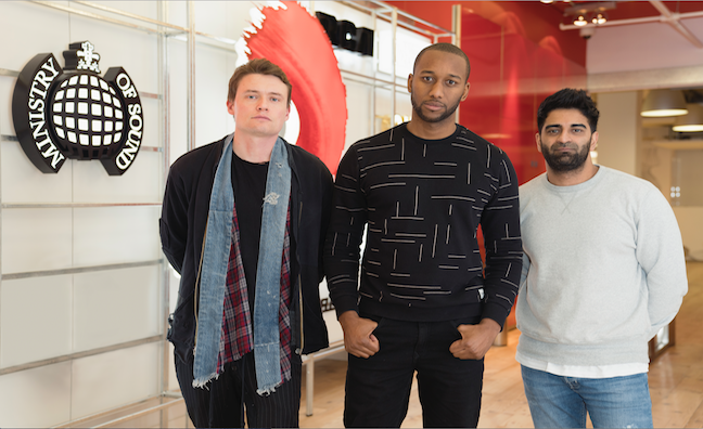 Zeon Richards joins Ministry Of Sound as head of A&R