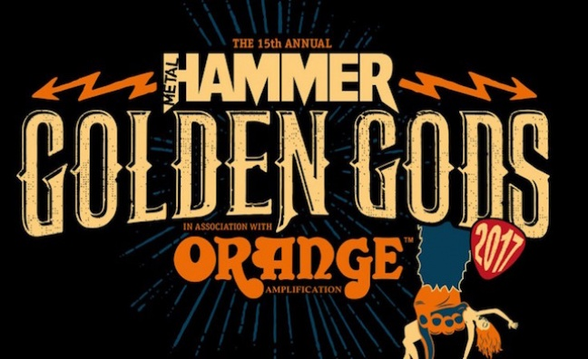 Metal Hammer announce the return of Golden Gods awards ceremony