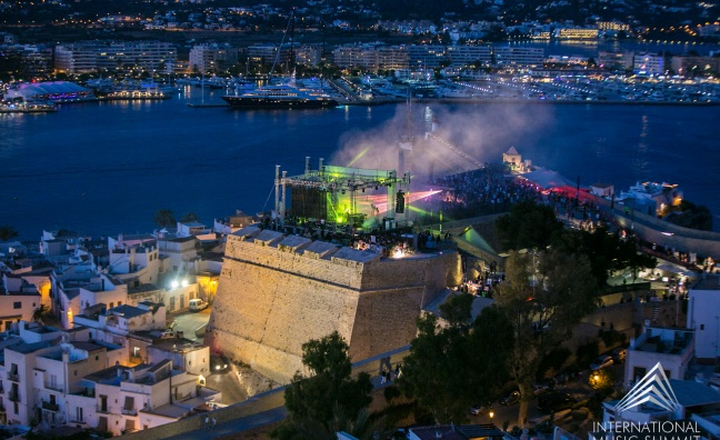 IMS announces Ibiza Dalt Vila line-up