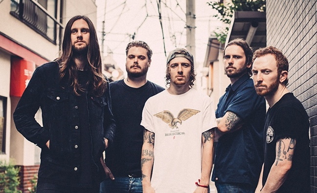 While She Sleeps target Top 5 place with new DIY album