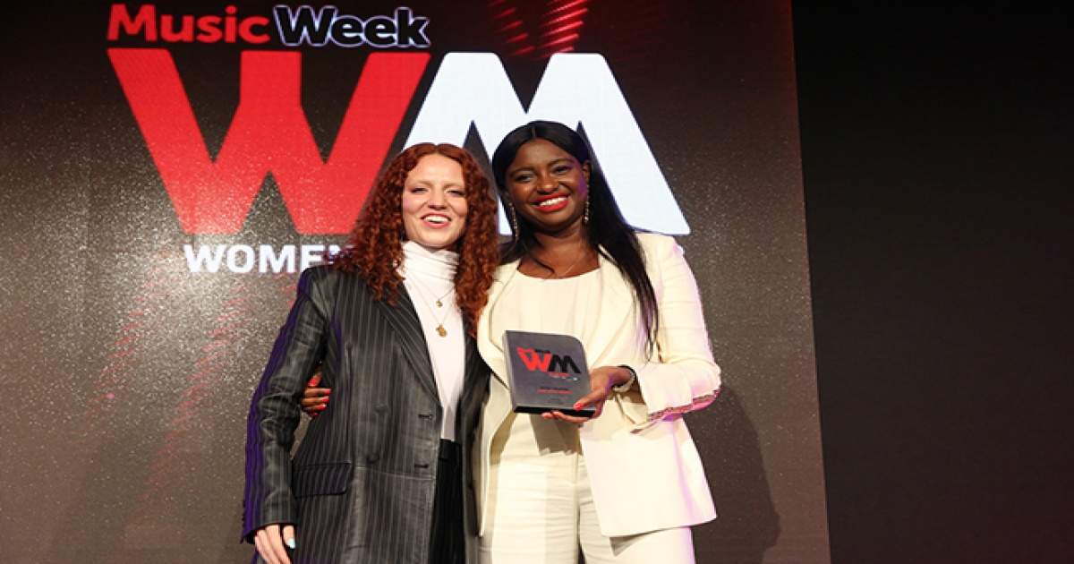 A seat at the table! Bookings now open for Music Week Women In Music Awards 2019