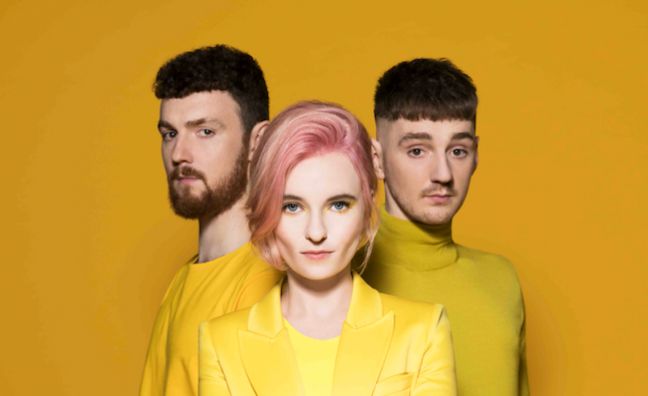 Clean Bandit bid for singles crown with Solo