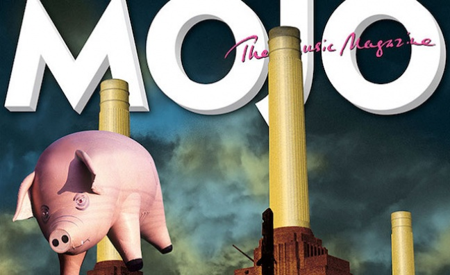 Bauer Media's MOJO magazine creates limited edition animated Pink Floyd cover