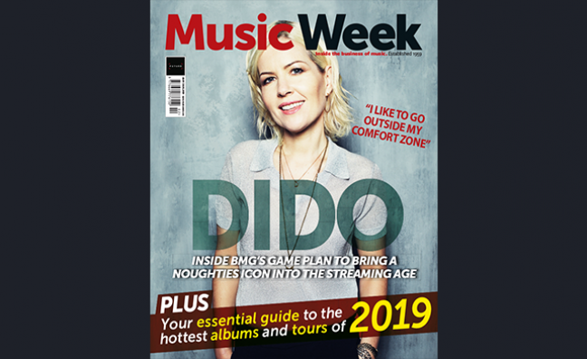 First Music Week of 2019 out now