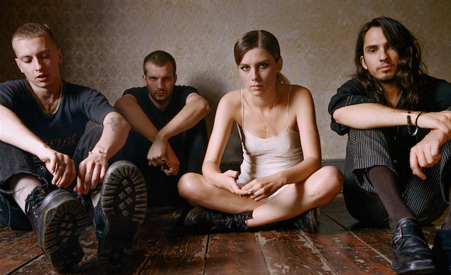 Wolf Alice's second album is 'a monster', says manager Stephen Taverner